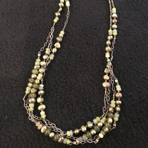 Silpada sterling silver necklace